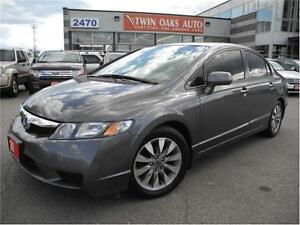 2011 Honda Civic Sdn EX-L LEATHER - SUNROOF Oakville / Halton Region Toronto (GTA) image 19