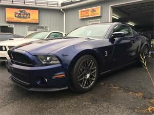 2011 Ford Mustang Shelby GT500 WOW