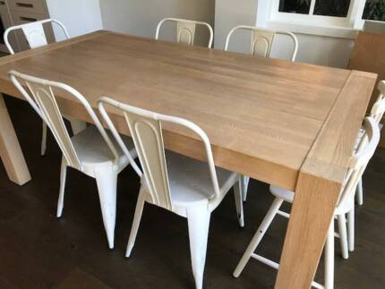 Extendable Dining Table With Matching Buffet Unit From Freedom