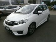 2014 Honda Jazz GF MY15 VTi-S White 1 Speed Constant Variable Hatchback Blackburn Whitehorse Area Preview