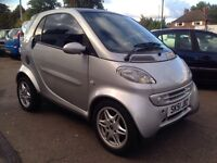 MCC Smart Car 599CC Air con, Leather seats, Privacy Glass