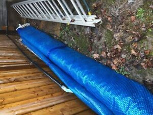 16x 32 pool solar blanket and carrier