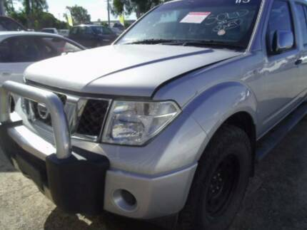 NISSAN NAVARA D40 2009 WRECKING !!!!! Mount Louisa Townsville City Preview