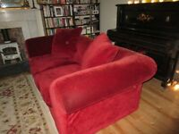 Large and Comfy Habitat Sofa