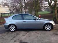 BMW 320 2.0TD 2004MY td SE Compact