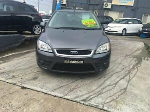 2007 Ford Focus LT LX Grey 4 Speed Automatic Hatchback Croydon Burwood Area Preview