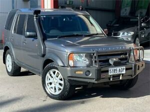 2006 Land Rover Discovery 3 SE Bronze 6 Speed Sports Automatic Wagon Mawson Lakes Salisbury Area Preview