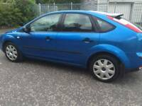 FORD FOCUS 1.6  ((( NEW FACELIFT )))) WITH (((( FULL SERVICE HISTORY* 1 YEAR MOT**