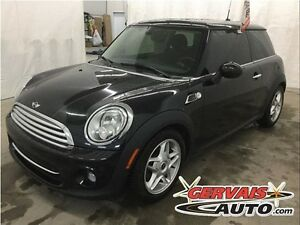 MINI Cooper Hardtop Baker Street Toit Panoramique MAGS 2013