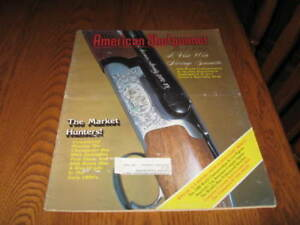 FOR SALE: 40 AMERICAN SHOTGUNNER MAGAZINES COLLECTION