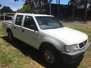 2002 Holden Rodeo Ute rent to own only $110.00 per week Bayswater Knox Area Preview