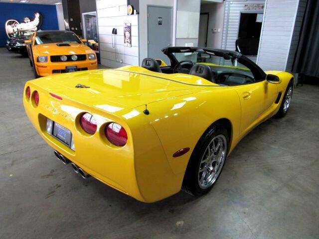 2000 Yellow Chevrolet Corvette Convertible  | C5 Corvette Photo 5