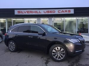 2014 Acura MDX Navigation SH-AWD *Local One Owner, Clean Carproo