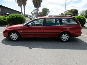 2002 Holden Commodore VX II Executive 4 Speed Automatic Wagon Greenacres Port Adelaide Area Preview