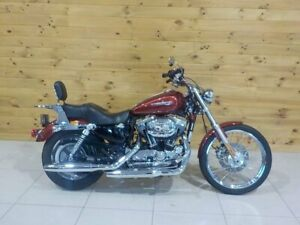 2009 Harley-Davidson XL1200C Sportster Custom 1200CC Cruiser Fyshwick South Canberra Preview