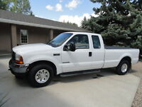 2001 Ford F-250 xlt 7.3L Diesel Longbox MINT Vancouver Greater Vancouver Area Preview