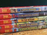 """Postman Pat DVDs - """"Special Delivery Service"""""""