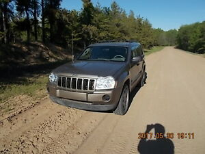 2005 Jeep Grand Cherokee LAREDO SUV, Crossover