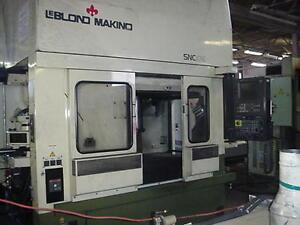 Makino VMC SNC106 CNC Graphite Vertical Machining Center, Fanuc Windsor Region Ontario image 1