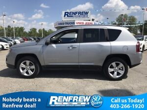 2015 Jeep Compass 4WD 4dr High Altitude