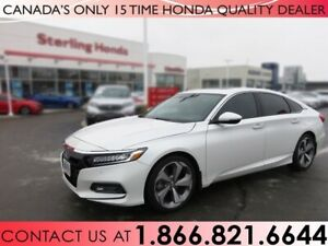 2018 Honda Accord Sedan TOURING | TINT | CLEARSHIELD | PROTECTIO