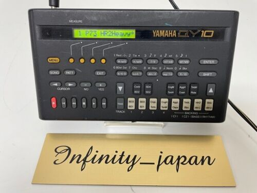 Yamaha QY10 Samplers & Sequencers free shipping fast shipping from japan