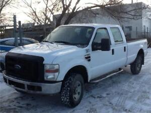 SOLD.2008 Ford Super Duty F-350 SRW FX4  $8995 MIDCITY WHOLESALE
