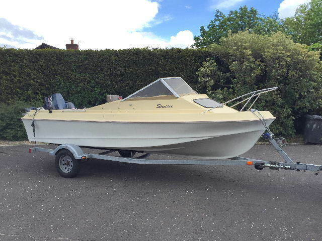 Shetland sheltie fast sports fishing boat 70 hp yamaha for Yamaha fishing boats