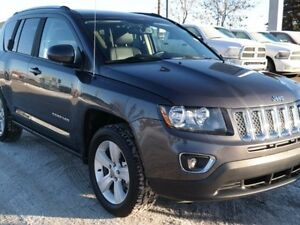 2016 Jeep Compass HIGH ALTITUDE**LEATHER**4X4**HEATED SEATS**