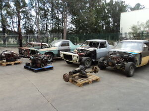 Holden-Hq-Wrecking-all-parts-tested