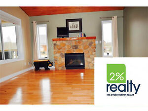 5 Minute Walk To Buffalo Lake - Listed By 2% Realty