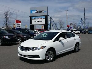 2014 Honda Civic ONLY $19 DOWN $53/WKLY!!