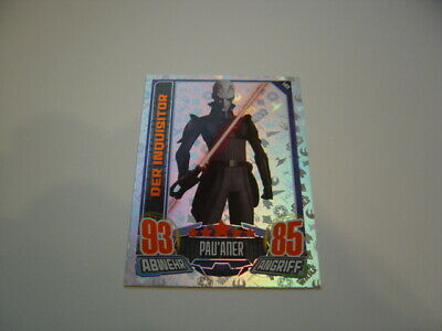 rte 183 DER INQUISITOR Rebel Attax (Star Wars Rebels Der Inquisitor)