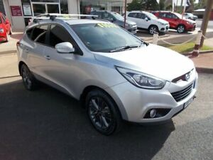 2013 Hyundai ix35 Trophy Silver Automatic Wagon Young Young Area Preview