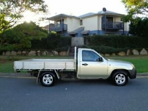 2009 Mazda BT-50 09 Upgrade Boss B2500 DX Gold Metallic 5 Speed Manual Cab Chassis
