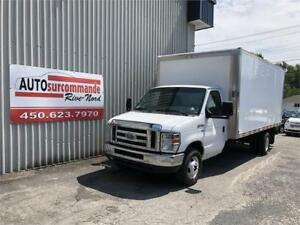 2012 Ford Econoline Commercial Cutaway-- GARANTIE 1AN /15000 KMS