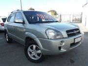 2006 Hyundai Tucson City Gold 4 Speed Automatic Wagon East Victoria Park Victoria Park Area Preview