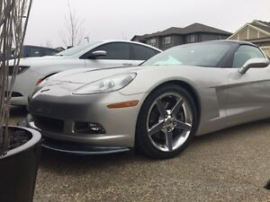 2005 Chevrolet Corvette 3LT Coupe (2 door)