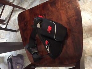 New Balance Waist Pack Running Water Bottle Holder