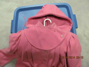 A STEAL AT $25.GIRLS OLD FASHIONED DRESSY WOOL COATS Prince George British Columbia image 3