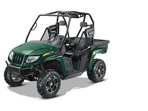 ARCTIC CAT 2014-2015 SIDE X SIDE