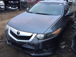 2009 Acura TSX just in for parts at Pic N Save!!