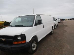 1998 Chev Cargo Van