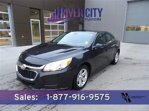 2015 Chevrolet Malibu LT ONE OWNER Bluetooth,  A/C,
