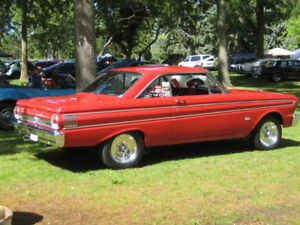 1964 FORD FALCON(GOES IN STORAGE FOREVER AFTER MAY1/18)