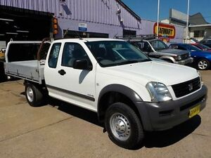 2003 Holden Rodeo RA LX Space Cab White 5 Speed Manual Utility North St Marys Penrith Area Preview