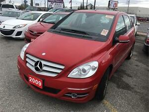 2009 Mercedes-Benz B-Class Turbo Special Price $5500