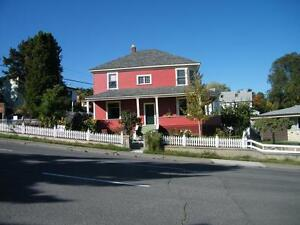 Must View....1908 Restored Home, on Large Corner Lot- With Suite