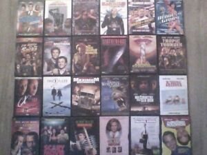 24 dvd movie collection