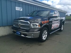 2017 Ram 1500 Longhorn HEMI 4X4 LOADED